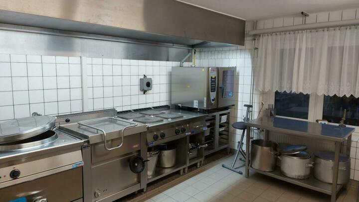 Küche Anblick 2