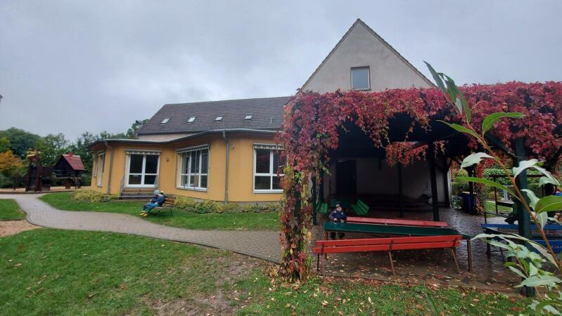 """Willkommen im Kinderhaus """"Am Auewald"""""""